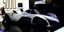 Dubai built Devel Sixteen Hypercar claims to be the fastest production car ever built with ...