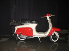 1965 Lambretta, Motorbikes for the Masses March 14 - October 11