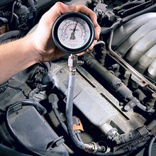 Worried about the health of your engine? Here's how to do a compression test. Easy ...