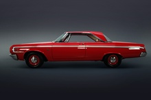 This stunning 1964 Dodge 440 is #5 of only five built with a 426 Street ...