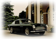 I fell in love with Aston Martins after the Bond flicks of the 1960s, seeing ...