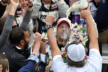 Tony Kanaan Wins 2013 Indy 500!