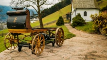 Believe it or not, this is the FIRST Porsche that was recently discovered sitting in ...