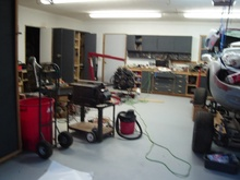 The $750 garage workshop. How one man built an organized garage workshop on the cheap ...