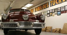 Cammack Tucker Collection coming to AACA Museum in Hershey, PA - Fall 2014. One of ...