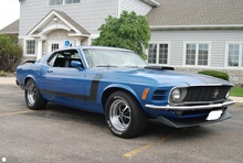 You should definitely buy this 1970 Boss 302, but read about its history first here.