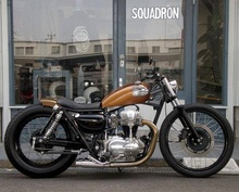 This build has all the markings of a Triumph Bonneville made like today. Prefect setup.