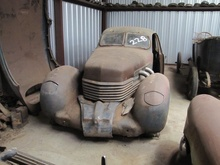 Amazing Rare 1937 Super Charged Cord on the Enid, Oklahoma Auction. Complete! Be On Time- ...