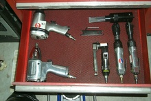 I love air tools. Once you have the compressor, they are pretty affordable and, in ...