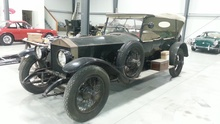1914 Rolls Royce Silver Ghost, one family ownership from new!