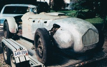 Read the incredible story of this 1952 Allard J2X barn find at http://www.barnfinds.com/rescuing-allard/