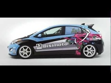 Hyundai teamed up with California-based tuner Bisimoto Engineering to develop a one-of-a-kind SEMA show car. ...