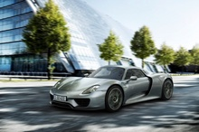The Porsche 918 Spyder configurator – including pricing – is live on Porsche's consumer site. ...