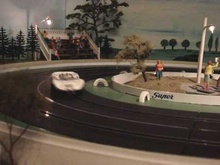 Actual 1964 footage slot cars in action... you gotta see this.