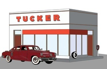 Cammack Tucker Exhibit Gallery at the AACA Museum in Hershey, PA. Opening Fall 2014. Rendering ...
