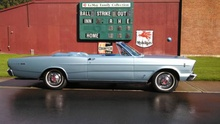 1966 Ford Galaxie Convertible 500 11k Original Miles! We Have For A 5 Day Worldwide ...