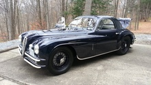 It was nice having her around, but this Alfa 6C2500 SS is off to a ...