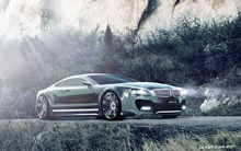 What do you think of this concept rendering of a new BMW 8 Series?