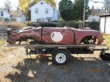 What's better than a barn find? A yard find! 1957 Porsche 356 is already at ...