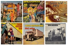 "The covers for these ""Truckin'"" albums are great!"
