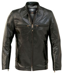 Schott leather jackets ain't cheap but at the ripe age of 60 I think I'm ...
