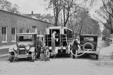 The Amazing Gas-O-Car – A Stylish Mobile Filling Station: The Sinclair Oil & Refining Corp. ...