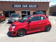 Drove this nifty 2013 Fiat Abarth today on offer from Foster Motors in Middlebury VT. ...