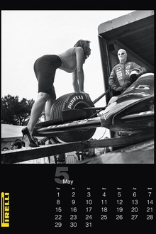 The latest Pirelli calendar will not star fashion's current crop of supermodels as expected, rather ...