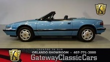 For sale in our Orlando showroom is this rare 1991 Buick Reatta Convertible. The Reatta ...