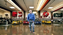 The ten coolest garages you've ever seen. I'd be happy in any of em!