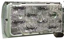 Dynamat is the best selling sound deadening material. Conveniently, it comes in precut kits to ...