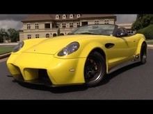 Panoz Esperante Spyder/Spyder GT - Start Up, Road Test & In Depth Review.