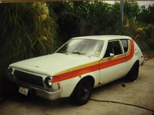 Awhile back a pixcar memeber Red Lined posted a neat photo of two matching AMC ...