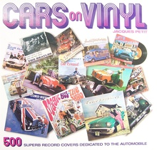 500 album covers dedicated to cars. Why didn't I know about this book before I ...