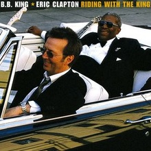 Eric Clapton and BB King ride for rock.