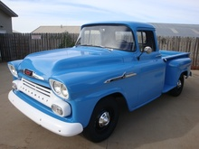1958 Chevrolet Apache 3200- 90 $14,950, North Liberty Iowa
