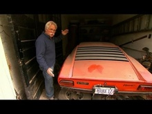 Wayne takes a quick pit stop in the Midwest to inspect a rare Lamborghini Muira ...