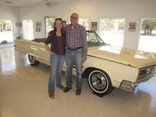 Doug Dressler, Ocean Isle Beach, NC awesome collector of DeSoto's and super enthusiastic guide through ...