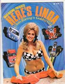 Linda Vaughn was the hottest among the hot during 1970s racing as the Miss Hurst.
